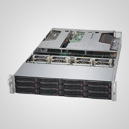 GPU Server - GPU-X3 - Remote Workstation and Server