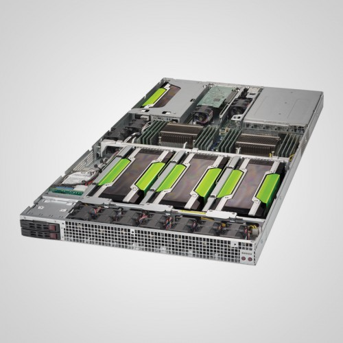 GPU Server - GPU-X4 - Server - Remote Workstation